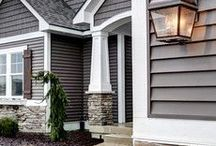 Home Exteriors & Plans / Great ideas and tips for updating, renovating, or building your new home's exterior.