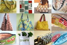 Purses & Pouches / sewing purses and pouches, DIYs