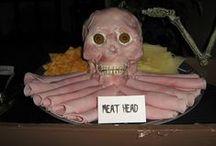 HALLOWEEN - Goolish Grub / Halloween Foods / by Cindy Clark