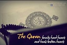 Quran - Pearls of Wisdom / Quran verses that can accompany any moments of the day.
