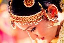 Gorgeous Brides / A picture perfect bride...around whom the whole wedding is planned !