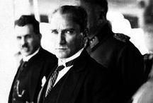 "Mustafa Kemal Ataturk / ""Father of the Turks"""