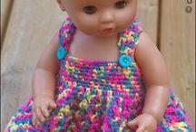 Doll clothes / by Marlene McKinney