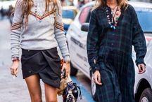Street style / Street style looks