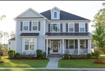 Foxbank Homes / Here are a few of our homes located in our community. Our developers are Sabal Homes, David Weekly Homes, Dan Ryan Homes and Crescent Homes.