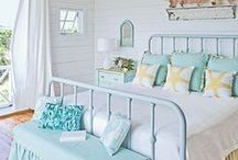 Summertime Decor / Now that the summer is heating up, your house's decor should be too!