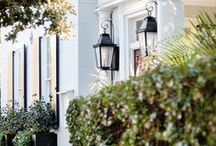 Lowcountry Living / The South Carolina Lowcountry has a home design style of its own. Here are some examples of Lowcountry style homes and decor that we love.