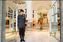 Lobby / by Rembrandt Hotel Bangkok