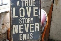 Love Quotes / Quotes about Love, Romance and Weddings ! :)