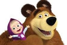 Masha ♥ n the Bear