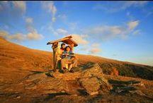 Große Zirbitzkogelrunde & Tonnerhütte / Weiträumige Zirbenhaine, glasklare Bergseen, herrliche 360° Panoramablicke und Fernsichten bis zu 100 km über majestätische Berggipfel – das ist die 3tägige Panorama-Trekking-Tour am Zirbitzkogel. Der Zirbitzkogel zählt zu den schönsten Aussichtsgipfeln der Ostalpen. Der Rundblick reicht von den Niederen Tauern über die Karawanken und die Koralm bis nach Slowenien und zum Dachstein. Einfach Wandern & Weitwandern in Österreich - Steiermark.