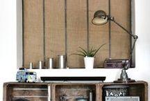 Home Sweet Home / Idées pour la maison, décoration, architecture et loisirs créatifs