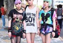 Streetstyles - Japan / The diversity of Japan's street style and fashion