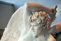 ☼ Statue Ange ☼ / Toutes les photos de statues d'anges et d'archanges. Les anges existent-ils vraiment? www.angesgardiens.net #AngesGardiens #StatueAnge