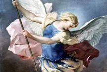 ☼ Archange ☼ / Les archanges, ces chefs des anges.  ☼ www.angesgardiens.net ☼ #AngesGardiens #Archange