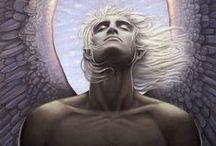 ☼ Concept art et Ange ☼ / Les anges et l'art numérique  ☼ www.angesgardiens.net ☼ #AngesGardiens #Concept_Art #Ange #Angel