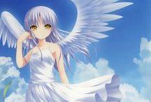 ☼ Ange Manga ☼ / Les anges et l'art manga
