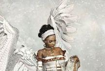 ☼ Ange Africain ☼
