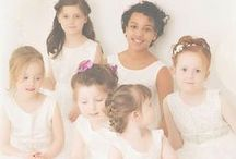 SophistiKatie Flower Girls range / A small selection of our range, visit our website to see the full SK collection