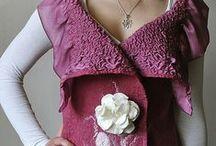 Mode en shawls