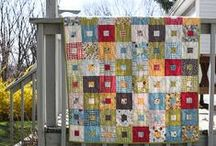 Quilts in a Queue / by Krista