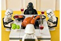 Star Wars Holidays / St Patrick's Day, Easter, 4th of July, Thanksgiving Star Wars fun