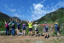 Colorado Walking Trips!