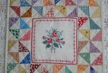 Quilts en Quiltjes van Jaren 30 stofjes