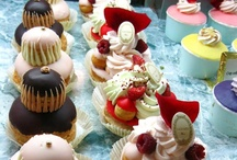Lovely cakes and pastries
