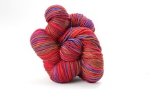 Fireworks / Mood and color board for Fireworks, in TRANQUILITY and ZARA HAND-DYED / by TSCArtyarns