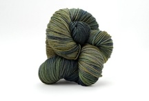 Deep Woods / The colors and moods of Deep Woods, in TRANQUILITY and ZARA HAND-DYED / by TSCArtyarns