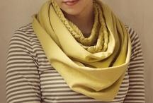 scarves / by Gnat Halli