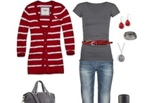 Outfits / by Julie Martin