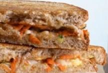 Sandwiches / Wraps / Burgers / by Julie Martin