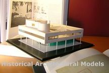 1:100 and 1:200 scale model , VILLA SAVOYE by Le Corbusier / Le Corbusier, VILLA SAVOYE,  - will be sent within 10 days after the 'Order to: hist.arch.models@gmail.com