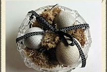 Easter / Easter decoration,table centerpieces,cake pops,cupcakes ,easter baskets