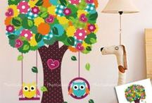 Owl Nursery Decor ideas / Owls. We all love them,they are so cute with their unique face and eyes . So you are thinking of having an owl themed nursery? We tried to do all the research for you and find the most beautiful ideas. Here's a full owl themed nursery guide.Anything you need to achieve  the ' owl magic'. http://www.thehappycreations.co.uk/owl-nursery-decor.php