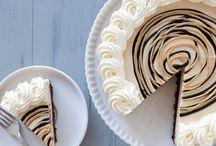 Ice cream cakes / Tartas heladas