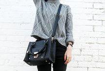 autumn/winter style / favourite autumn/winter looks #cosystyle #styleblogger #fashion