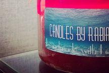CandlesbyRabia / Esssiz kokular ☺️