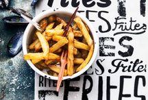 Potatoes + Sweet Potatoes