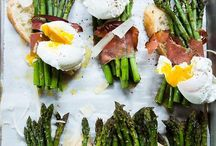 Ate My Asparagus
