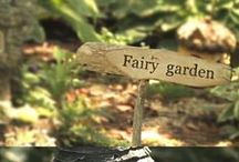Fairy Garden &Tiny thing / Tiny things to make and just tiny thing just garden, I really have to get on making some of this stuff
