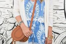 Spring Style / Outfits we love for spring!