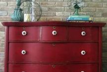 ~PAINTED FURNITURE~ / by Kathy