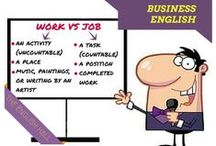 BUSINESS ENGLISH / Business English – Why Is It Important Today?  In today's global economy, English is, undoubtedly, the language of business. It provides a common platform for international communication - it is required in order to join, communicate and compete in the international market. This is why the importance of good business English can no longer be underestimated in the age of the new global business market.  Find us also in Facebook: www.facebook.com/theenglishhall