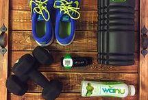 Sweat with WANU