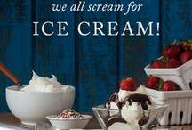 Ice Cream You Scream / by Krista