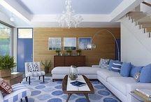 Interiors / Inspiration for creating calming santuaries...