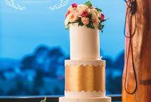 Cake Flower Styling